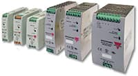Image of Carlo Gavazzi's SPDM and SPDC Slimine Power Supplies